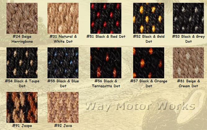 coco mats colors 2