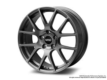 F55 F56 NM RSe12 Gunmetal wheel