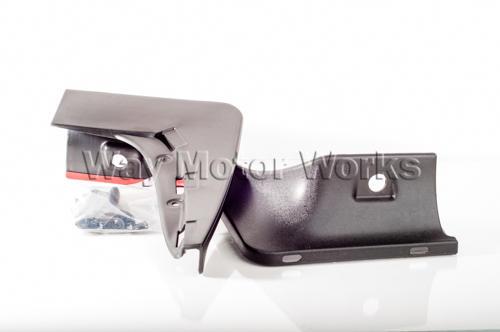 MINI R56 Front Mud Flaps