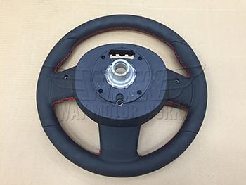 MINI Cooper S GP 2 steering wheel back