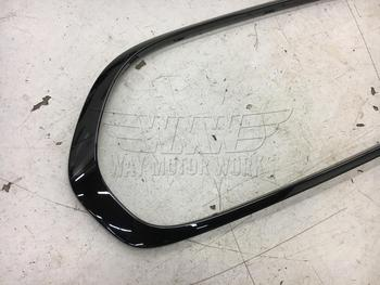 F55 F56 MINI Cooper Black Grill Bumper Trim