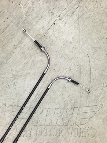 MINI Ebrake Cable Caliper Ends