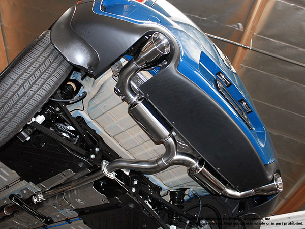R60 exhaust Detail 1