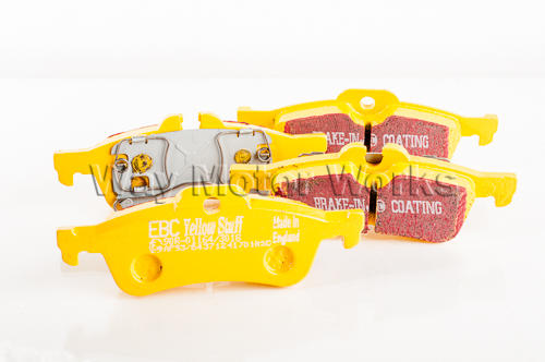 R50 R53 EBC Yellowstuff rear brake pads