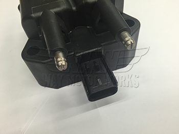 R53 Ignition Coil Terminal Ends and Connector