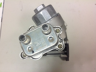 R53 Oil Filter Housing with Oil Cooler