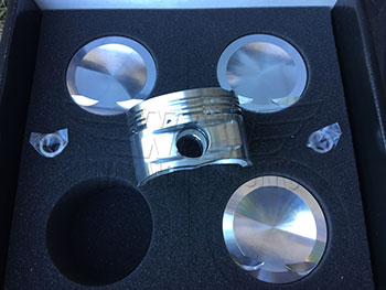 Low Compression N14 R56 CP Pistons
