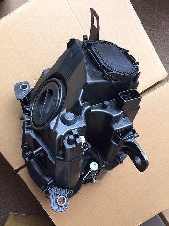 Back of R60 Xenon Conversion Kit Headlight