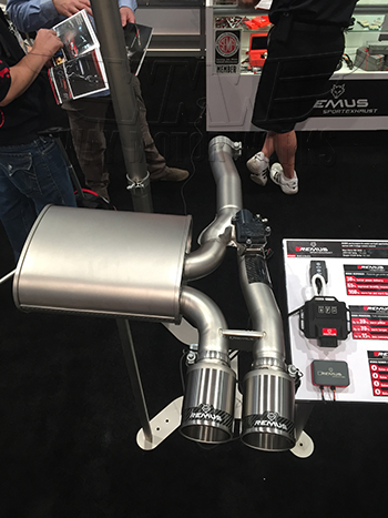 Remus F56 Race Exhaust