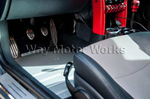Rennline Mat Driver Side R50 R52 R53