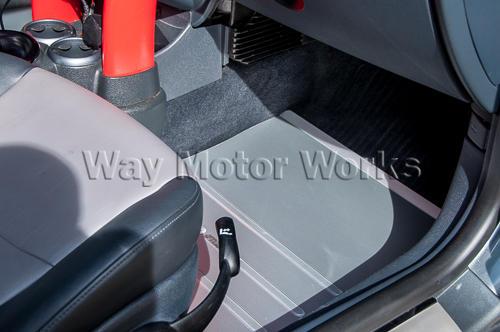 Rennline Mat Passenger Side R50 R52 R53