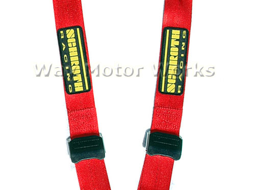 schroth harness 2