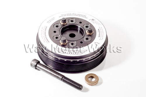 MINI ATI Damper with WMW logo