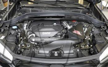 AEM F56 MINI Intake Installed