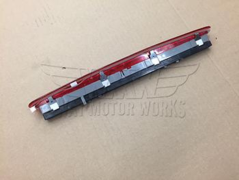 Back of R59 MINI Roadster Third Brake Light