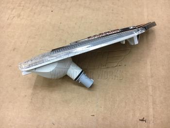 Back of John Cooper Works F54 MINI Clubman Side Scuttle Light