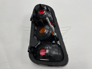 Back of Early 2002-2004 MINI Cooper Tail Light R50 R53