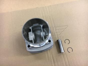 Bottom of Mahle Porsche Piston Cylinder Kit