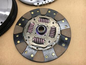 Clutchmasters R56 MINI S Segmented Kevlar Clutch disc