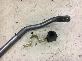 2 position end on WMW F56 MINI rear sway bar