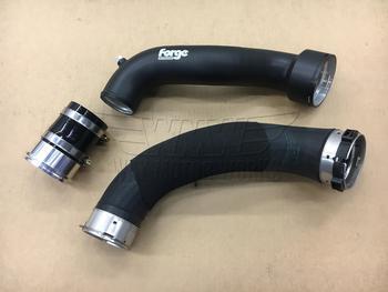 F56 Hot side hose vs Forge hard pipe