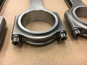 ARP bolts in K1 connecting Rods R52 R53 MINI Cooper S