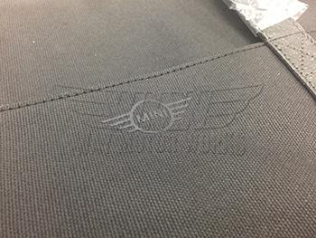 MINI Logo on Laptop Bag