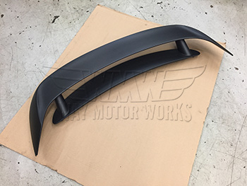MINI R58 R59 JCW rear wing