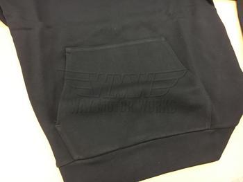 Pocket on Black MINI Hoodie Sweatshirt
