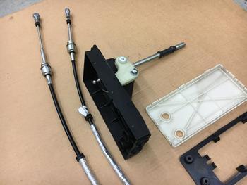 R53 Shifter box conversion Kit