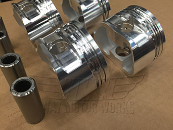 Low Compression N14 R56 MINI Cooper S CP Pistons