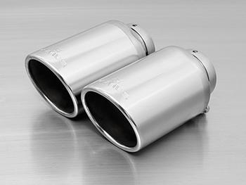 Remus Chrome 102mm MINI Exhaust Tips