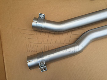 Remus Exhaust front pipes for MINI exhaust