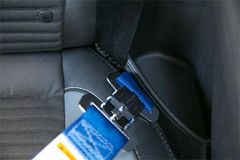 MINI Schroth Quickfit Harness Pro seat buckle R55 R56 R57