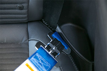 MINI Schroth Quickfit Harness seat buckle R55 R56 R57