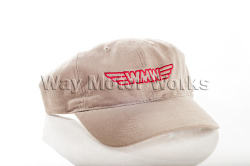 Red WMW logo
