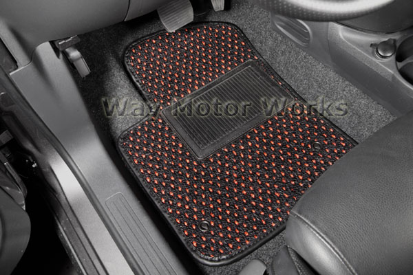 Coco Floor Mats Fiat 500 Abarth Way Motor Works