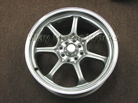 7 Spoke Wheels