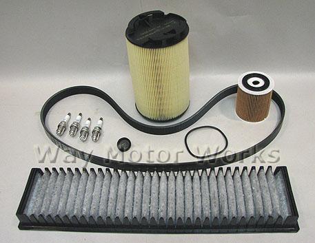 JCW MINI Cooper S Inspection 2 kit R52 R53