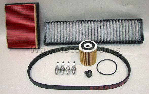 MINI Cooper NON S Inspection 2 kit R50 R52