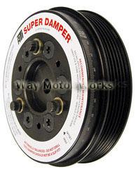 ATI Super Damper Crank Pulley R53