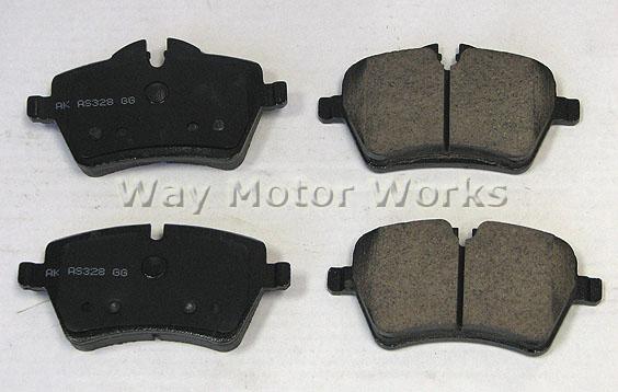 Genuine MINI R60 R61 Countryman Paceman S Brake Pads