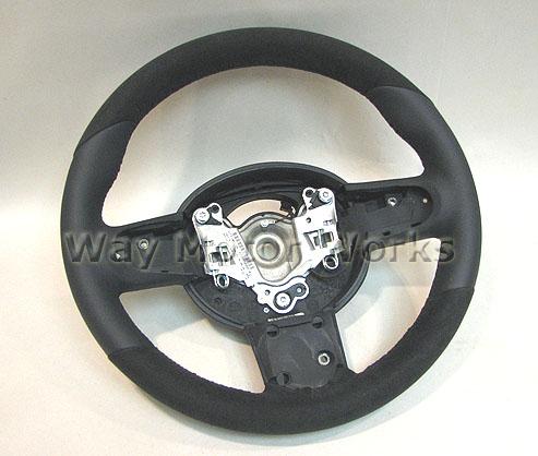 JCW Alcantara Steering Wheel R55 R56 R57 R58 R59