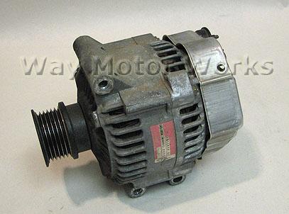 Used Alternator for R53 MINI Cooper S