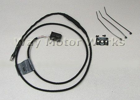 Auxiliary Input R50 R52 R53