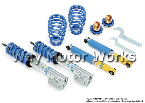 Bilstein B14 Coilovers Fiat 500, Abarth