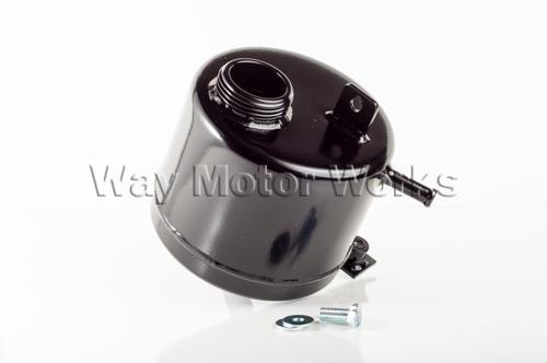 Black Aluminum Coolant tank R53
