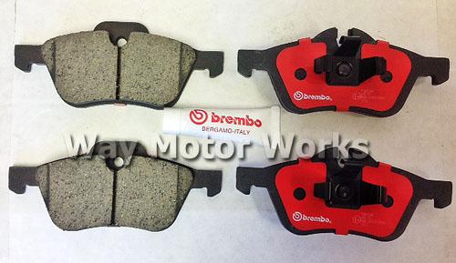 Brembo Ceramic Brake Pads R50 R52 R53