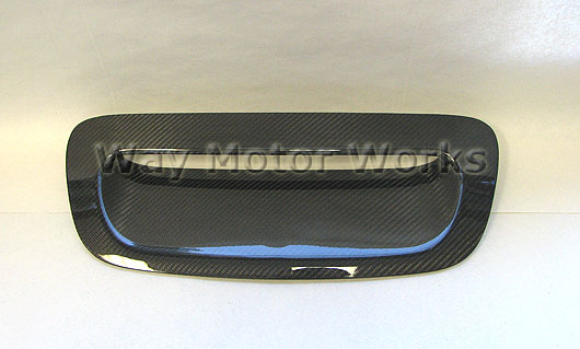 JCW Carbon Fiber Hood Scoop R55 R56 R57 R58 R59 Cooper S