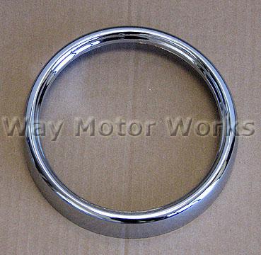 Chrome Speedo Ring R50 R52 R53